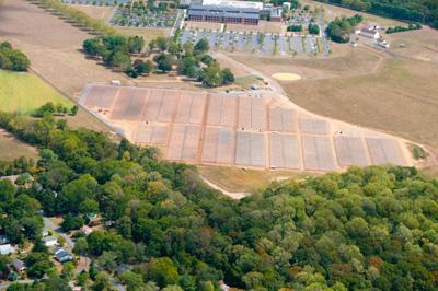 Renewable Energy Johnson Amp Johnson Site In New Jersey
