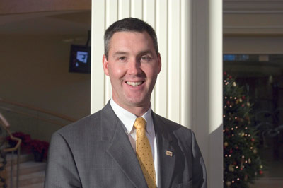 Dan Haney, Alltech's director of global manufacturing