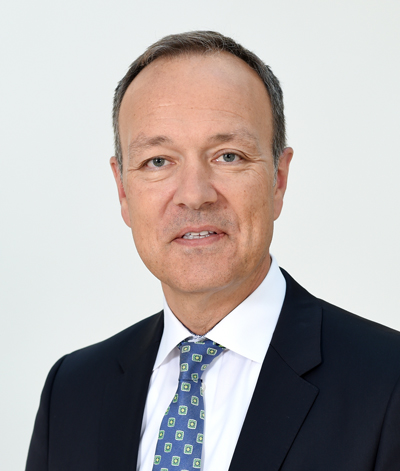 Peter Soelkner, Managing Director, Vetter Pharma International GmbH