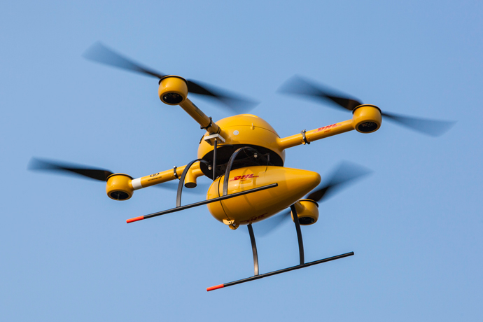 EHang and Lung Biotechnology are not the only firms deploying UAVs for medical purposes. DHL Parcel in 2014 launched a pilot project on the North Sea island of Juist that enables delivery of medications and other urgently needed goods to the island at certain times of the day by DHL parcelcopter.