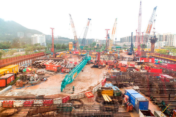 Hong Kong Science Park Expansion