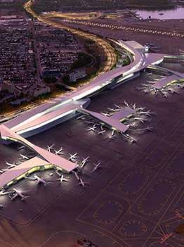 Governor Cuomo Unveils Vision For Transformative Redesign of LaGuardia Airport