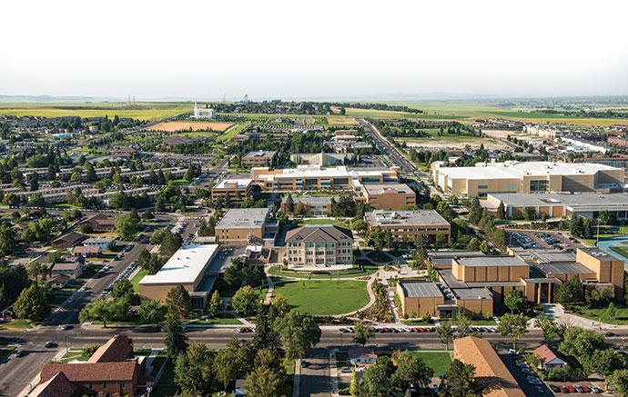 Rexburg Idaho: The Millennial Hot Spot of Idaho | Site Selection Magazine