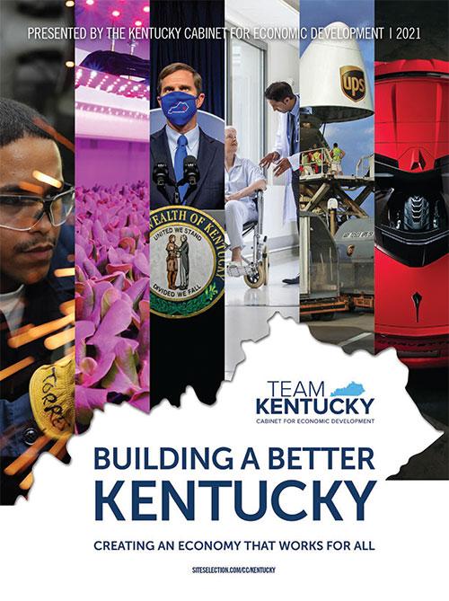 Kentucky Economic Development Guide 2017 || Site Selection Online