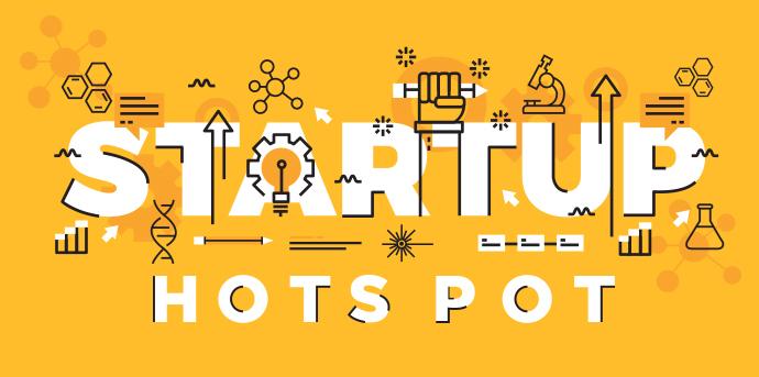 Startup Hotspot Title