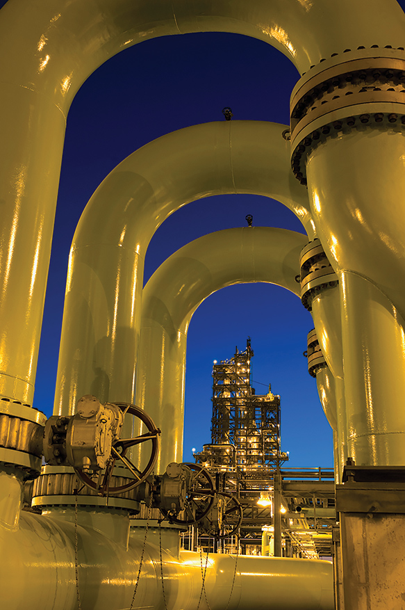 Oil & Gas: Deep Roots   Southern Louisiana Economic