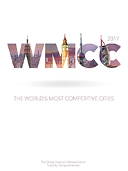 World's Most Competitive Cities 2017