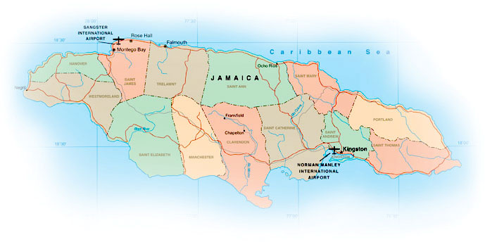 Parts Of Jamaica >> The Caribbean Basin Site Selection Magazine July 2008