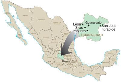 Mexico Site Selection Magazine January 2009