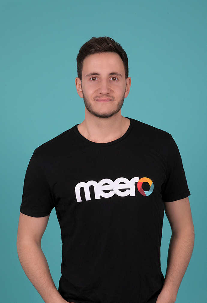 Thomas Rebaud, Co-Founder and CEO, Meero