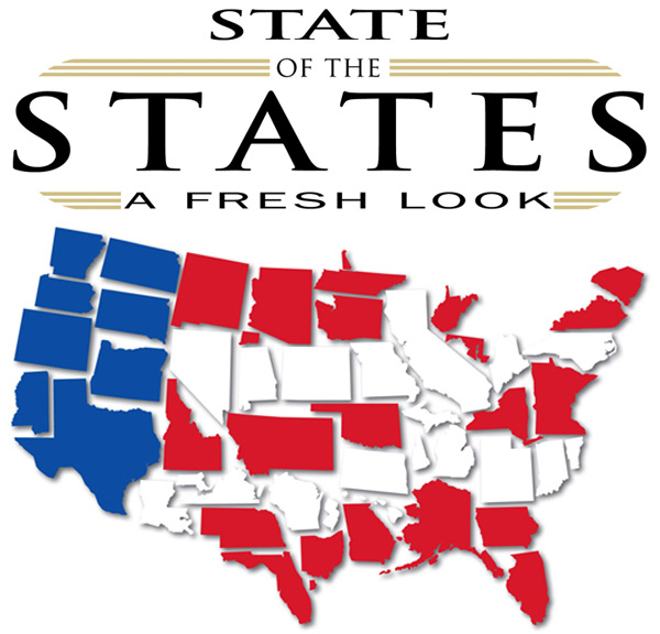 STATE OF THE STATES