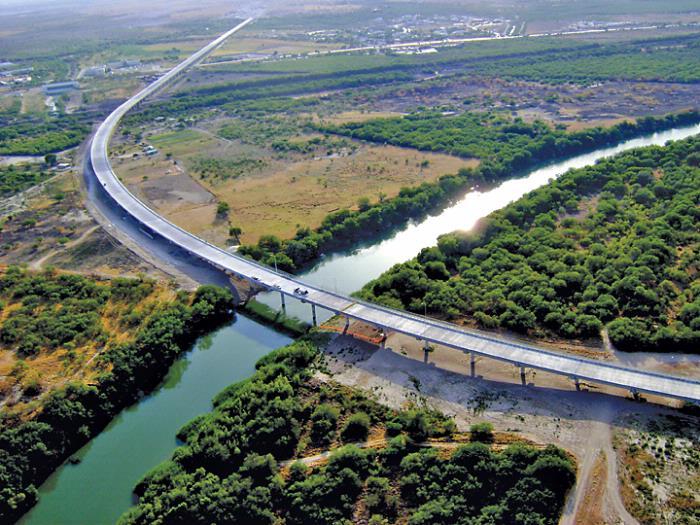 International Bridge,