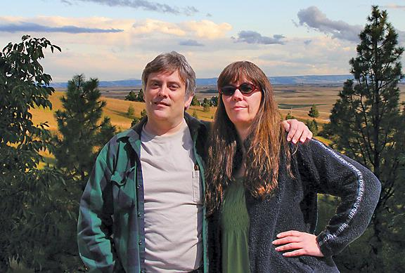 Mike and Donna Meehan brought two things with them to Idaho when they moved Biketronics Inc. out of California: a love for Harley-Davidson motorcycles and a love for the great outdoors.