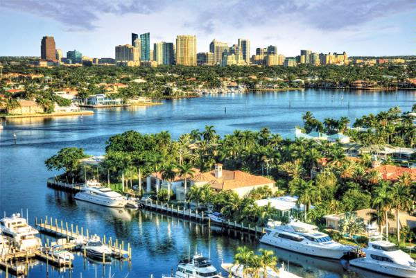 Broward County Waterfront Homes For Sale
