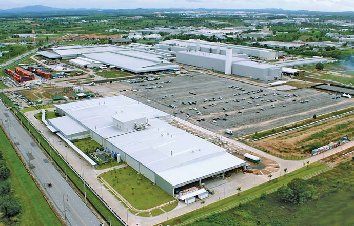 Global Automotive India S New Auto Cluster Gujarat Lures