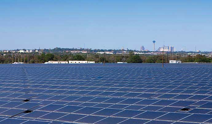 Texas: Energizing Development: San Antonio and its municipal
