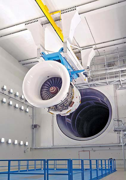 N3 Engine Overhaul Services GmbH & Co. KG employs 500 people and takes advantage of proximity to two major hubs for Lufthansa.