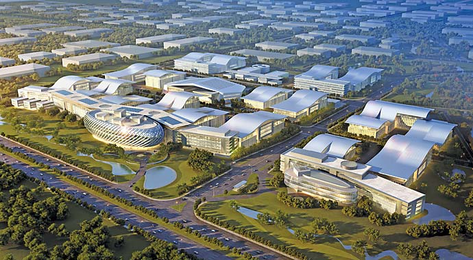 Research And Science Parks Steal A Glance Into The Future