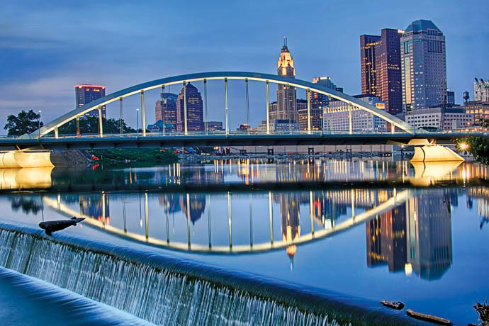 Columbus Ohio Region Driving Economic Growth In The Midwest Site
