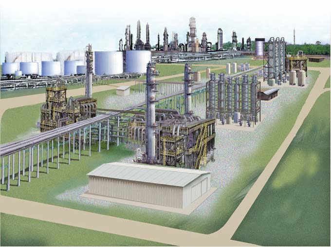 Sasol North America Inc. is conducting a feasibility study for an $8-billion to $10-billion gas-to-liquids (GTL) complex in Lake Charles. The project would employ 850 workers at an average annual salary of $89,000.
