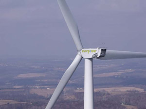 Everpower Wind Turbine Pittsburgh
