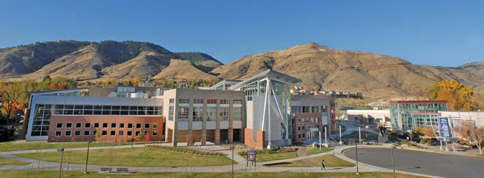 Colorado School of Mines in Golden