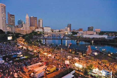 Columbus ohio the headquarters city site selection online for Columbus capitale
