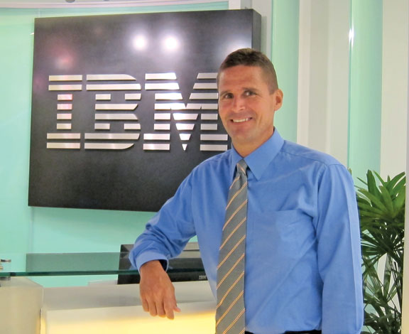 Craig Tucker, director, IBM Global Delivery Centre Malaysia