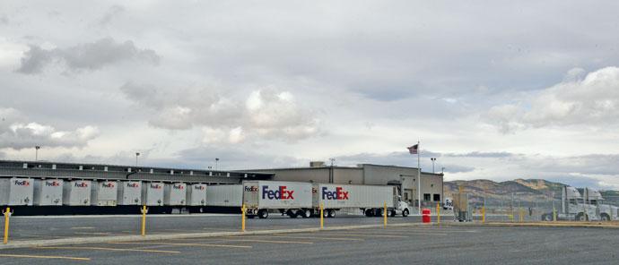 Pics For > Fedex Fr...