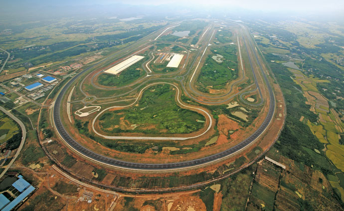 Reported economic slowdown notwithstanding, China continues to welcome a flurry of automotive projects as the ranks of its middle class swell. Pictured above is the new $253-million proving ground in Guangde County, Anhui, from GM, SAIC, Shanghai GM and the Pan Asia Technical Automotive Center.