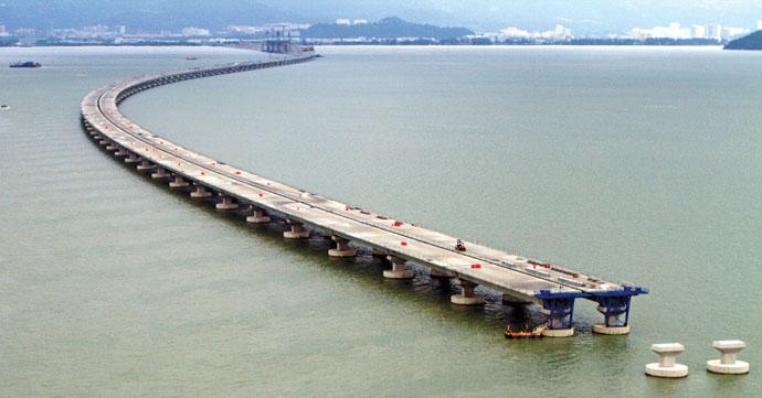 Второй мост Пенанга - Penang Second Bridge