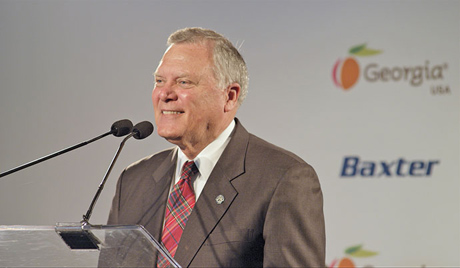 Gov Nathan Deal