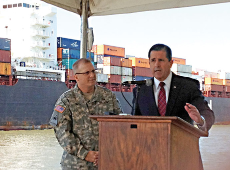 USACE Savannah Press Conference