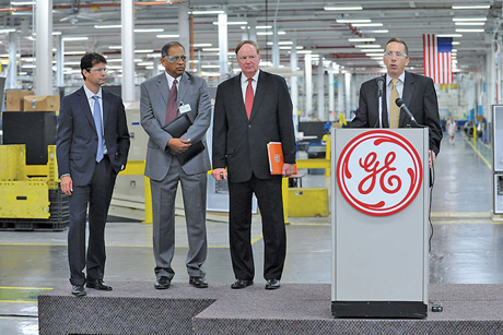 GE Appliances and University of Louisville