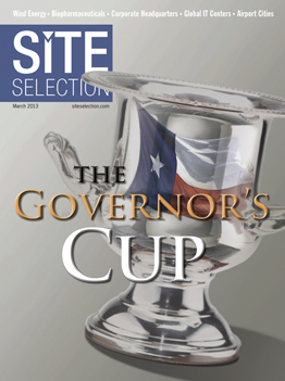 Site Selection Governor's Cup
