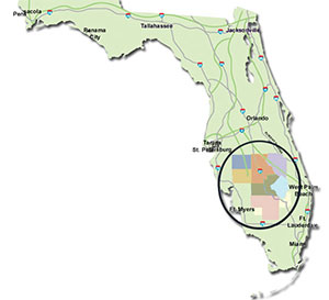 Heartland Florida Map.Investment Profile Florida S Heartland Fertile Fields Site