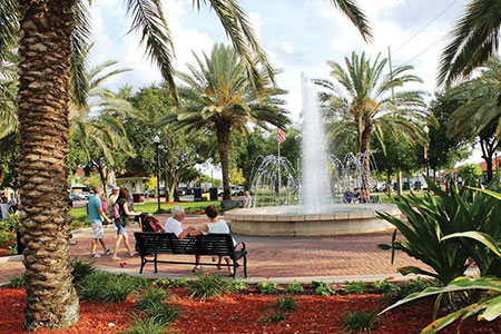 Fountain_WinterHavenFL