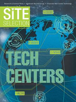 Site Selection magazine