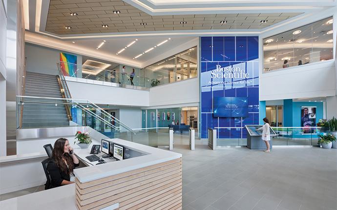 Wolfram Research Headquarters Interior Design