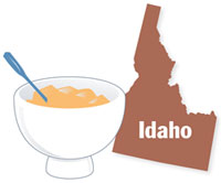 Idaho Graphic
