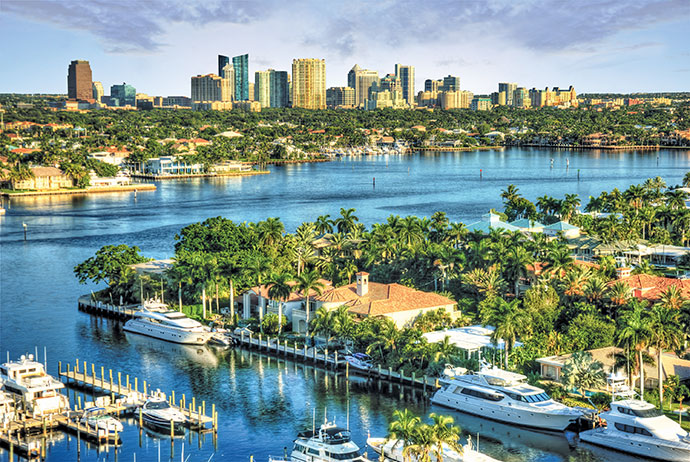 GREATER FORT LAUDERDALE<br />