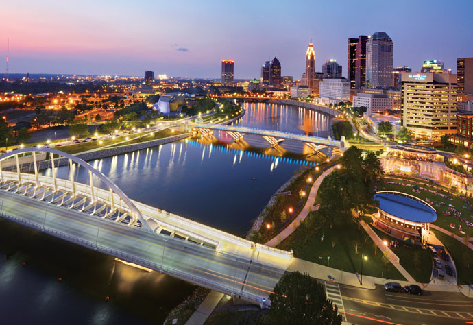 Trustbelt the century of the center site selection online for Columbus capitale