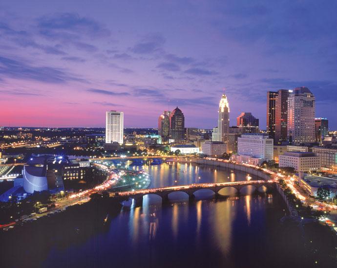 Columbus Ohio: Start Me Up