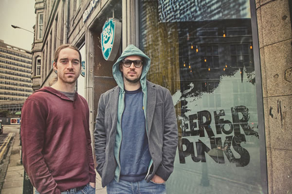 Brew Dog Co-Founders