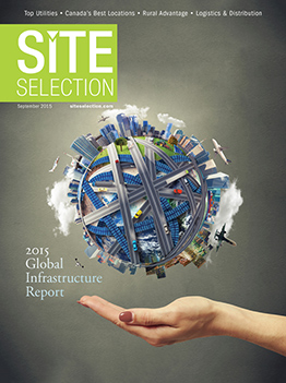 Site Selection, September 2015