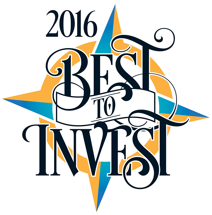 Best to Invest 2016