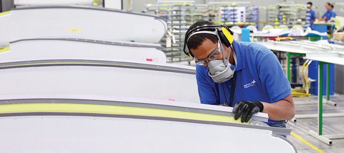 Spirit AeroSystems supplies Airbus and Boeing from a facility in Subang, near Kuala Lumpur.