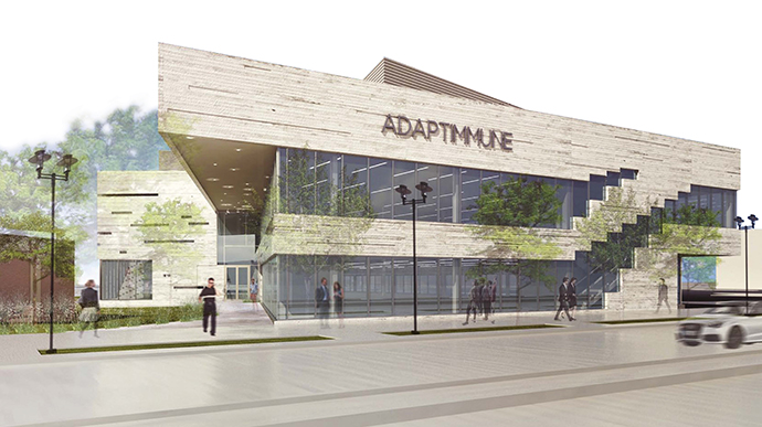 Adaptimmune Navy Yard