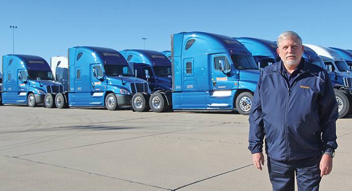 Tsi Truck Sales >> Keep on Truckin' | Site Selection Magazine