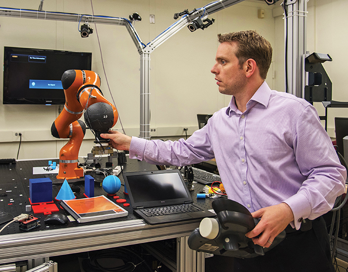 Jeremy Marvel Robotic Arm NIST